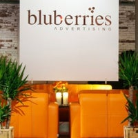 Photo taken at Bluberries Advertising by BLUberries.com A. on 2/7/2013