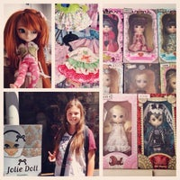 Photo taken at Jolie Doll by Sophie G. on 6/21/2014