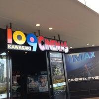 Photo taken at 109 Cinemas by かあくん on 2/10/2013