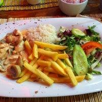 Photo taken at Cafe Bi-Melek by Ceyhun O. on 1/17/2013