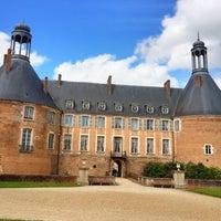 Photo taken at Château de Saint-Fargeau by Michel P. on 7/4/2014
