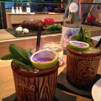 Das Foto wurde bei MIURA Tapas-Bar & Restaurant von Rainer S. am 4/29/2013 aufgenommen