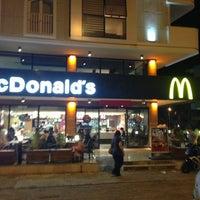 Photo taken at McDonald's by Alkım I. on 7/19/2013