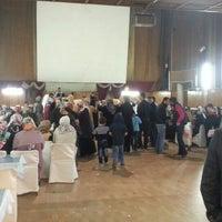 Photo taken at ses düğün salonu by Ilker U. on 11/1/2013