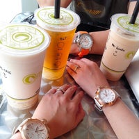 Photo taken at Moonleaf Tea Shop by Rezza C. on 3/9/2013