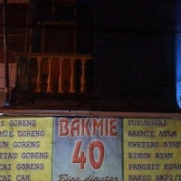 Photo taken at Bakmie 40 by Denny S. on 6/3/2013