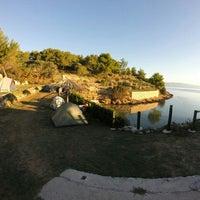 Photo taken at Camp Grebišće by Cas B. on 9/13/2015