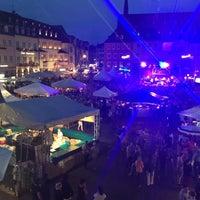 Photo taken at Altstadtfest Trier by Zeynep Dilan K. on 6/28/2015