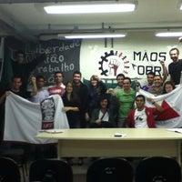 Photo taken at Diretório Acadêmico by Everton V. on 6/22/2013
