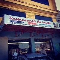 Photo taken at Restaurante Do INSETO by Renato P. on 8/3/2013