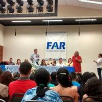 Photo taken at Faculdade Adelmar Rosado by Andreia S. on 10/16/2014