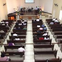 Photo taken at Igreja Batista Redenção - IBR by Isaac Araujo P. on 11/18/2012