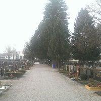 Photo taken at Pradler Friedhof by Andrey N. on 12/1/2015