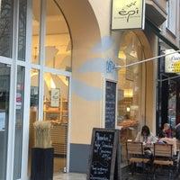 Das Foto wurde bei épi boulangerie patisserie von Antonia K. am 11/18/2012 aufgenommen