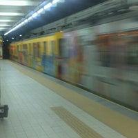 Photo taken at Estación Loria [Línea A] by Sebastian A. on 12/20/2012