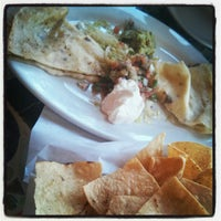 Photo taken at Teresa's Mosaic Cafe by EAZY e. on 12/5/2012