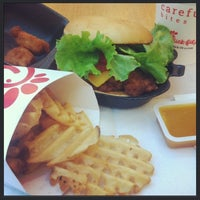 Photo taken at Chick-fil-A by Audrey on 2/27/2013