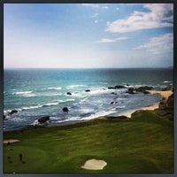 Photo taken at The Ritz-Carlton, Half Moon Bay by Audrey on 5/7/2013