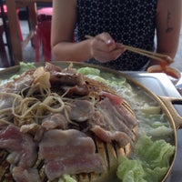 Photo taken at Chang Phuek BBQ by Sirilak P. on 4/24/2017