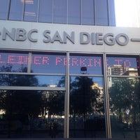 Photo taken at NBC San Diego 7/39 by Victoria G. on 8/27/2014