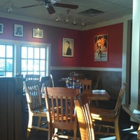 Photo taken at Red Hot & Blue  -  Barbecue, Burgers & Blues by Jack T. on 1/31/2013