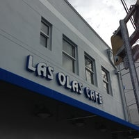Photo taken at Las Olas Cafe by Catherine C. on 12/29/2012