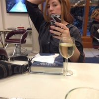 Photo taken at Claiborne's Salon and Spa by Laura D. on 11/21/2013