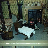 Photo taken at York Castle Museum by Filip P. on 3/15/2013