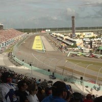Photo taken at Homestead-Miami Speedway by Matthew M. on 11/18/2012