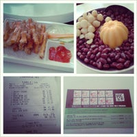 Photo taken at Ice Bowl Original Taiwan Desserts by Vynkie T. on 2/5/2013