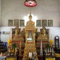 Photo taken at Wat Lahan by T L. on 6/29/2013