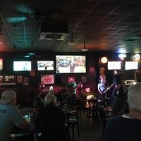 Photo taken at Tewbeleaux's Sports Bar & Grill by Christy B. on 7/16/2017