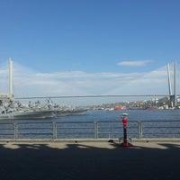 Photo taken at Vladivostok by Sergey A. on 5/30/2013