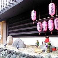 Photo taken at 萬福寺 by koryu m. on 8/24/2013