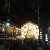 Photo taken at 北観音山 by koryu m. on 7/23/2017