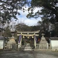 Foto diambil di 宗像神社 oleh koryu m. pada 1/31/2017