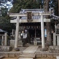 濡髪大明神 - Santuário em Kyot...