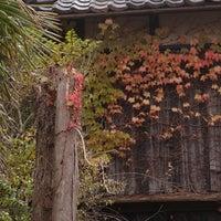 Photo taken at 大正楼跡 by koryu m. on 11/10/2014