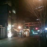 Photo taken at 生田神社参道 by koryu m. on 3/12/2014