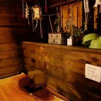 Photo taken at 湯殿山参籠所 by koryu m. on 8/29/2014