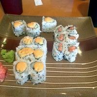 Photo taken at Kai Sushi Cafe by Kristin D. on 1/11/2013