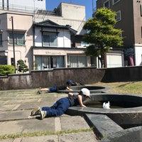 Photo taken at りんご並木 by Mika S. on 5/5/2017