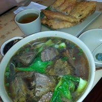 Photo taken at Shanghai Noodle House by Wynn T. on 1/19/2013