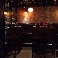 Photo taken at Half & Half Restaurant Wine Bar by Vivian WY L. on 12/25/2013