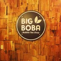 Foto scattata a Big Boba Bubble Tea Shop da Stella D. il 9/13/2013