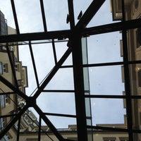 Photo taken at Hyatt Paris Madeleine by Patrick E. on 1/11/2013