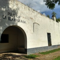 Photo taken at Pulperia La Blanqueada by Pao P. on 4/2/2018