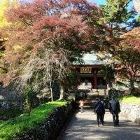 Photo taken at 妙義神社 by Daisuke W. on 11/17/2013