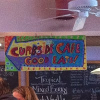Photo taken at The Curbside Cafe by Jose S. on 12/24/2012