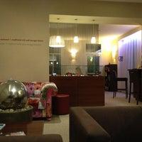 Das Foto wurde bei Boutiquehotel Stadthalle von Rudolph E. am 12/13/2012 aufgenommen